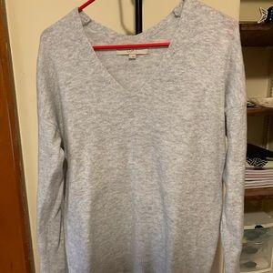 Loft V neck sweater